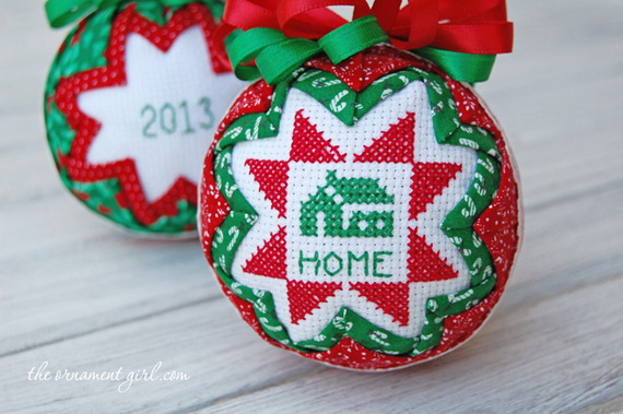 Baby's First Christmas Ornament Ideas     _73