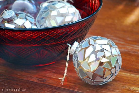 Beauty Christmas Ornament Decoration Ideas_43