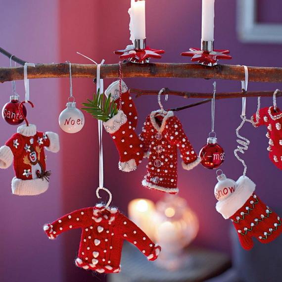 Beauty Christmas Ornament Decoration Ideas_80