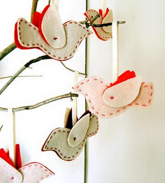 Beauty Christmas Ornament Decoration Ideas_81