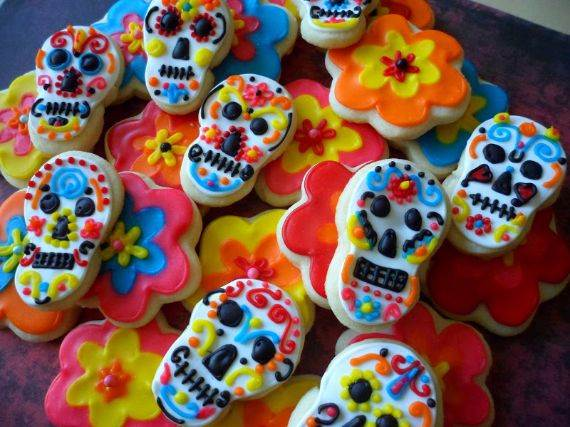 Calaveras Makeup Sugar Skull Ideas for Women