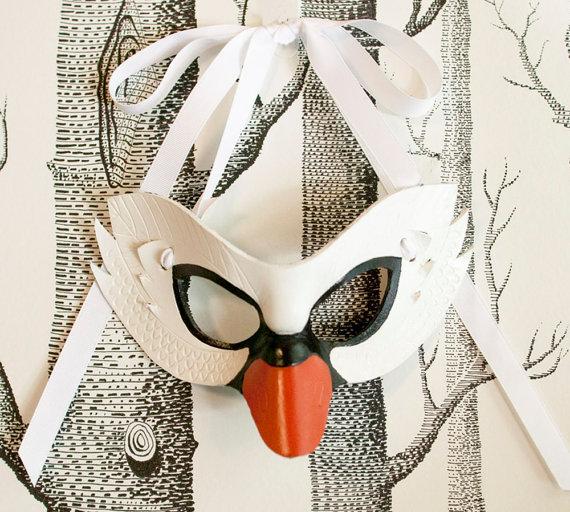 Elegant White Halloween Ideas_25