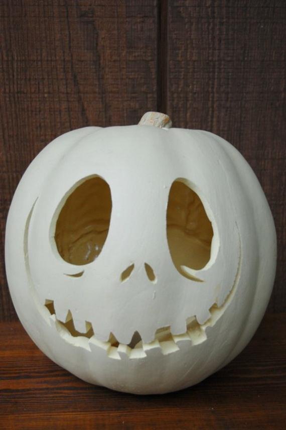 Elegant White Halloween Ideas_55