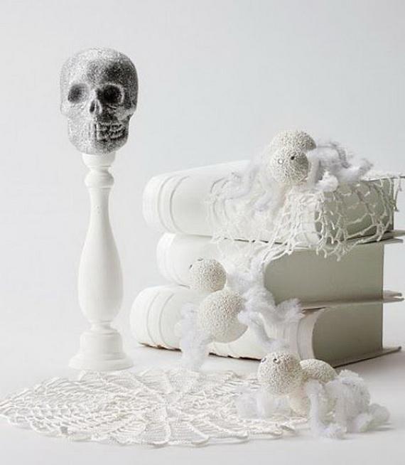 Elegant White Halloween Ideas_62