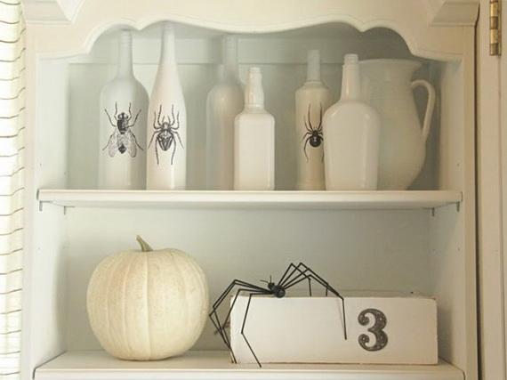 Elegant White Halloween Ideas_75
