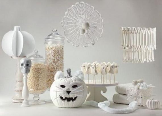 Elegant White Halloween Ideas_79