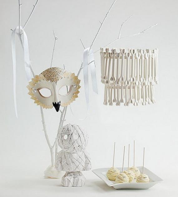 Elegant White Halloween Ideas_83