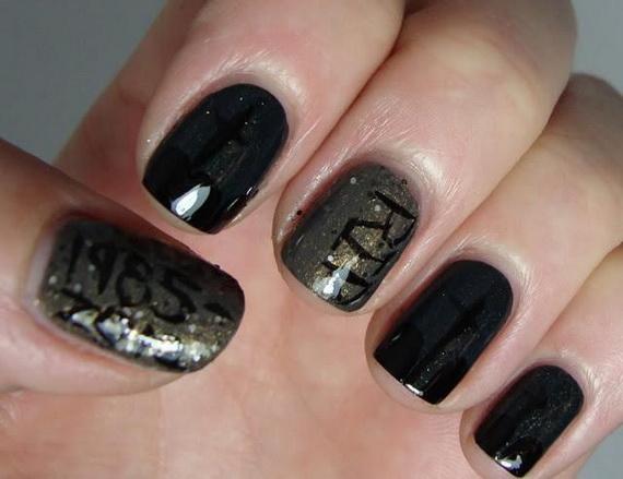 Gorgeous Ghastly Halloween Nail Art Designs (27)