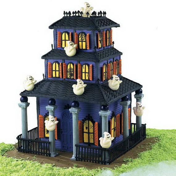 Halloween Inspired Cakes and Decorating Ideas From Wilton_06