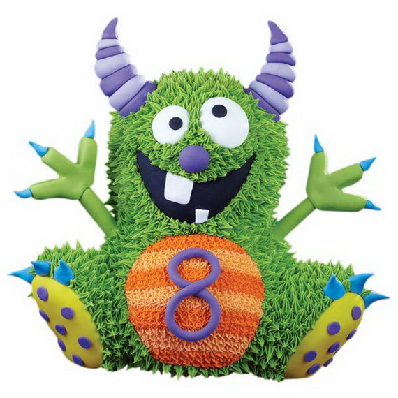 Halloween Inspired Cakes and Decorating Ideas From Wilton_15