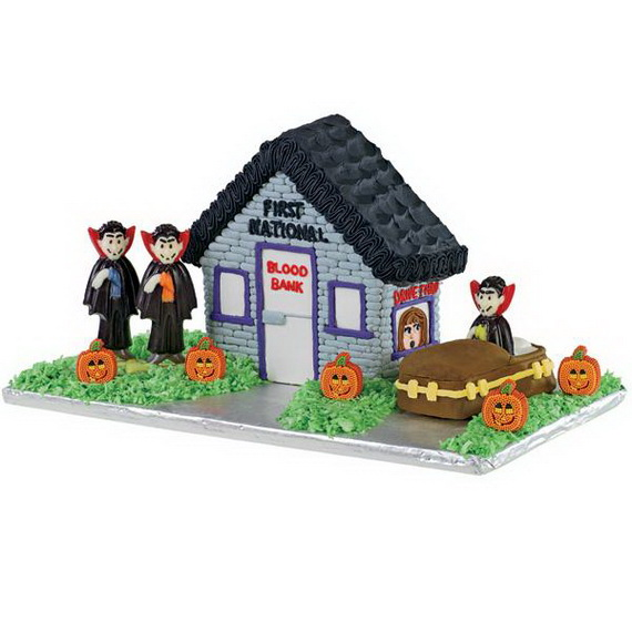 Halloween Inspired Cakes and Decorating Ideas From Wilton_19