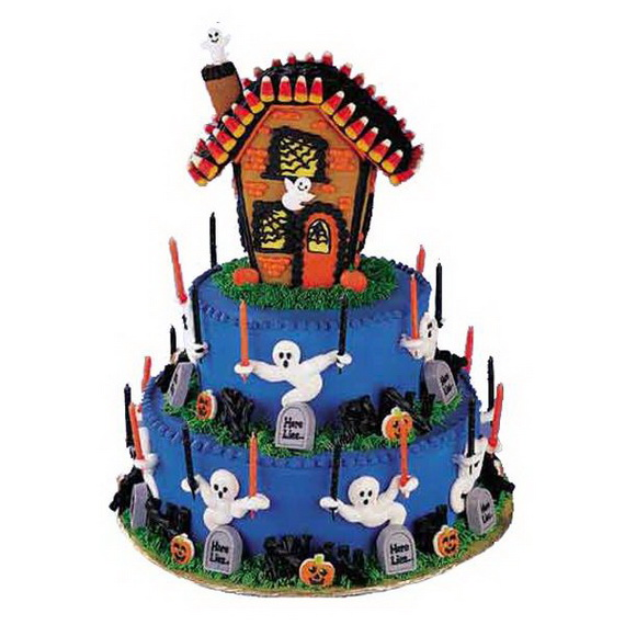 Halloween Inspired Cakes and Decorating Ideas From Wilton_28