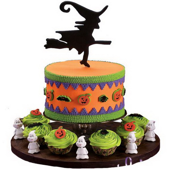 Halloween Inspired Cakes and Decorating Ideas From Wilton ...
