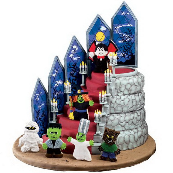 Halloween Inspired Cakes and Decorating Ideas From Wilton_31
