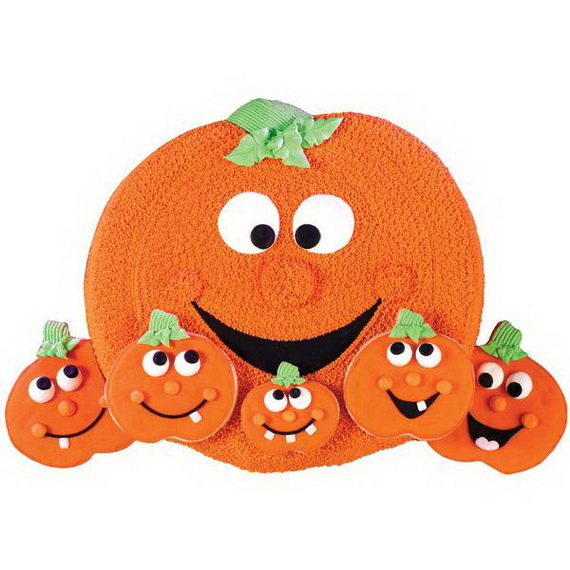 Halloween Inspired Cakes and Decorating Ideas From Wilton_44