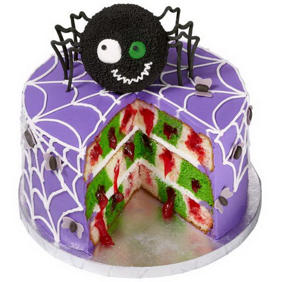 Halloween Inspired Cakes and Decorating Ideas From Wilton_78