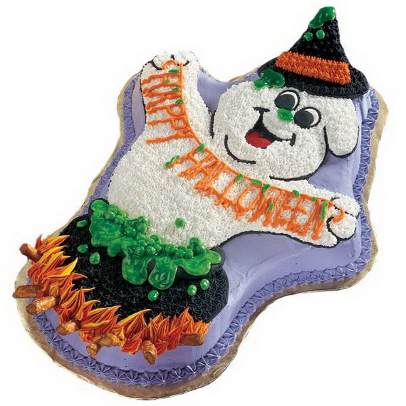 Halloween Inspired Cakes and Decorating Ideas From Wilton_81