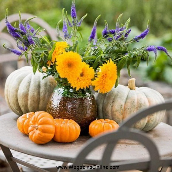 Halloween Wedding Centerpiece Ideas _03