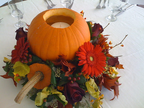 Halloween Wedding Centerpiece Ideas _09