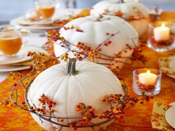 halloween wedding centerpiece ideas _14 - Halloween Wedding Centerpieces