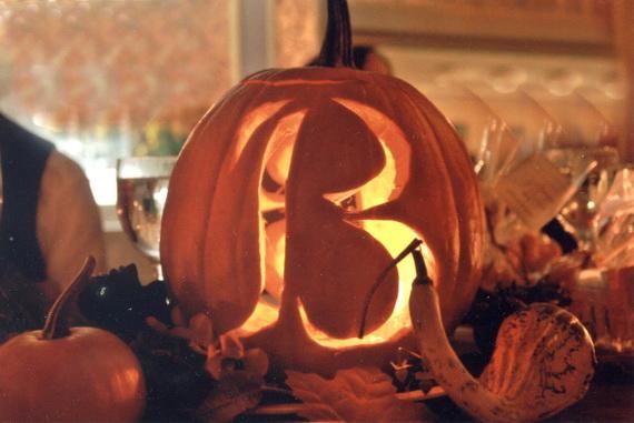 Halloween Wedding Centerpiece Ideas _48