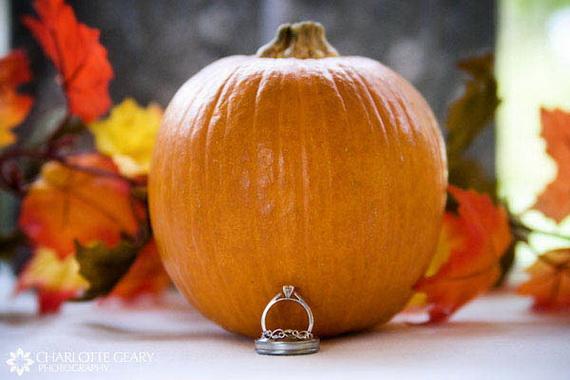 Halloween Wedding Centerpiece Ideas _53