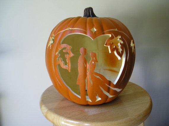 Halloween Wedding Centerpiece Ideas _61