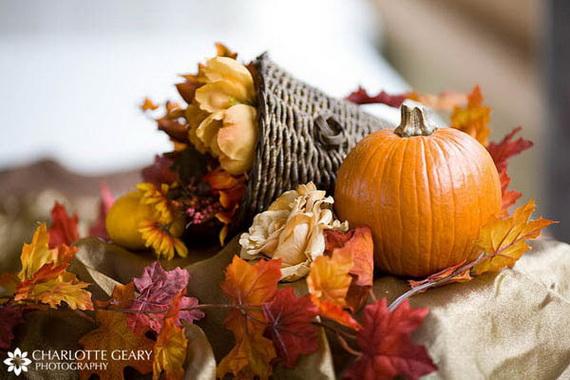 Halloween Wedding Centerpiece Ideas _64