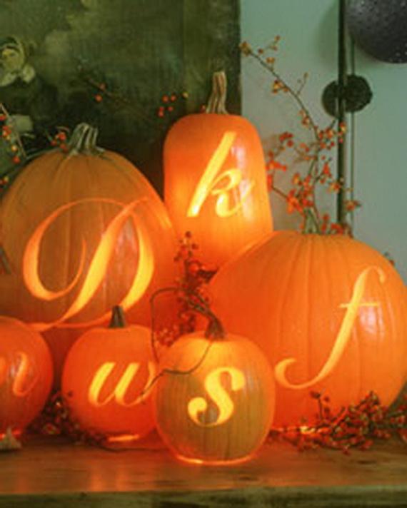 Halloween Wedding Centerpiece Ideas _67