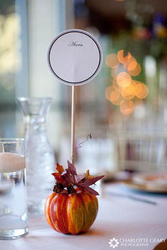Halloween Wedding Centerpiece Ideas _73