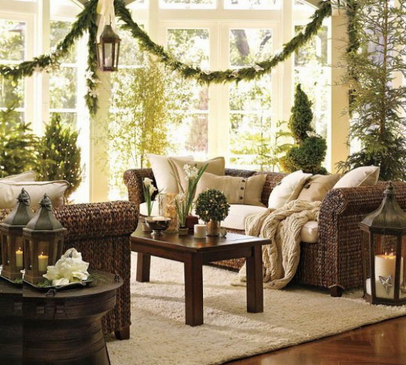 Holiday Decorating Ideas for Small Spaces Interior_01