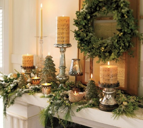 Holiday Decorating Ideas for Small Spaces Interior_03