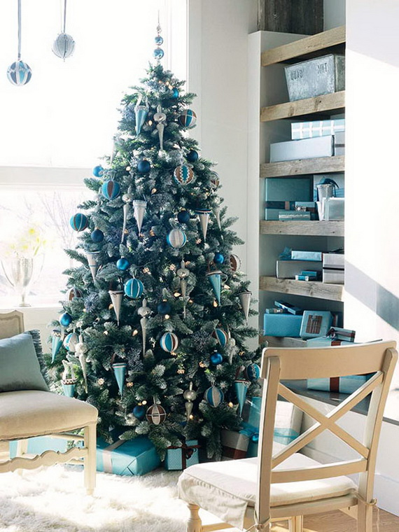 Holiday Decorating Ideas for Small Spaces Interior_08