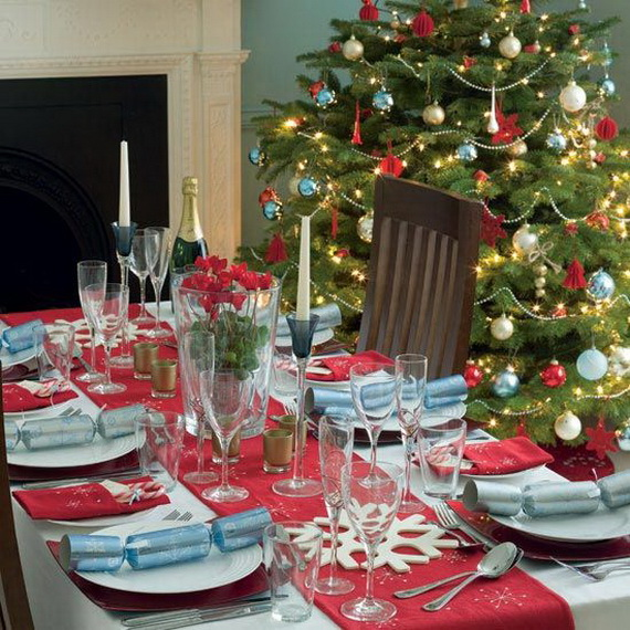 holiday decorating ideas for small spaces interior_4 - Christmas Decorating Ideas For Small Spaces