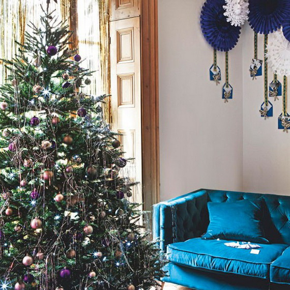 Modern Christmas Decorating Ideas_01