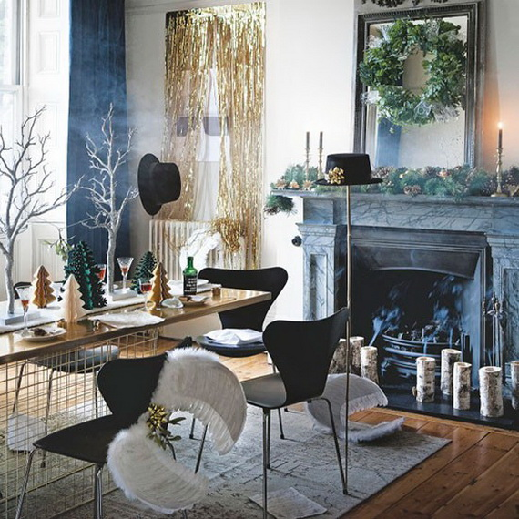 Christmas Decorations 2013: Modern Christmas Decorating Ideas