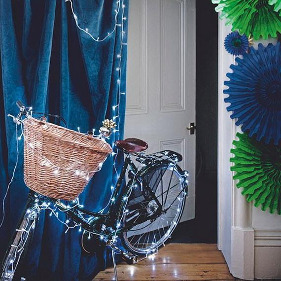 Modern christmas decorating ideas family holiday