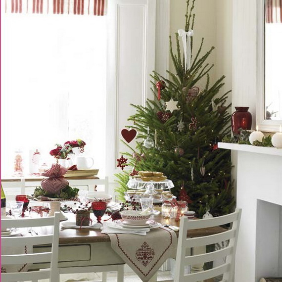 modern christmas decorating ideas family