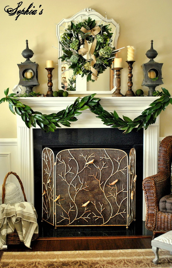 Simple, Gorgeous Holiday Decor Ideas_59