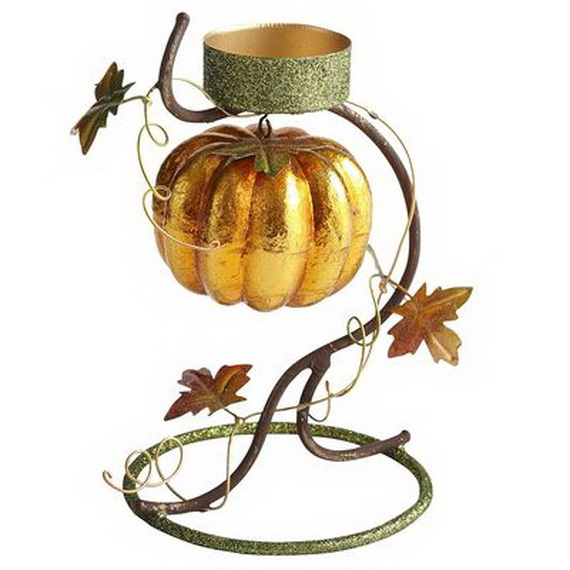 Simple and Easy Thanksgiving Centerpiece Ideas Using Candles_07