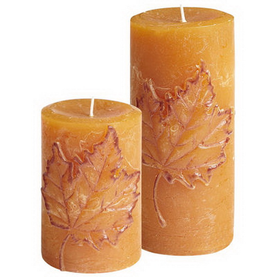 Simple and Easy Thanksgiving Centerpiece Ideas Using Candles_20
