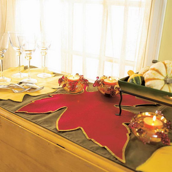 Simple and Easy Thanksgiving Centerpiece Ideas Using Candles_23