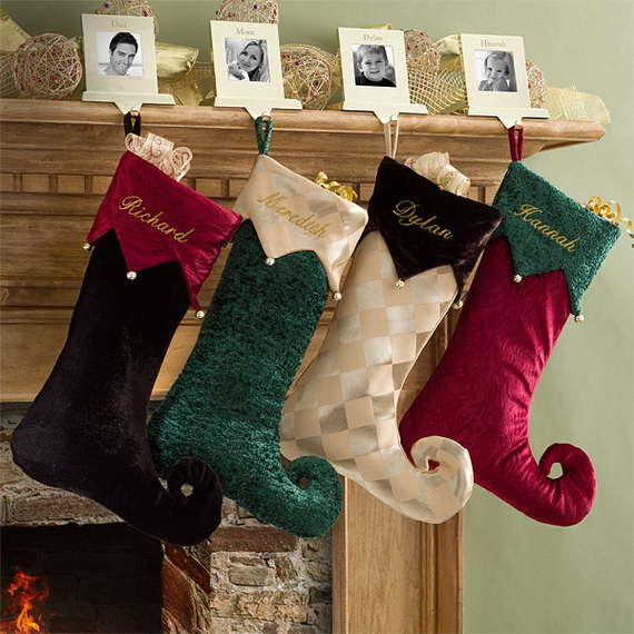 Splendid Christmas Stockings Ideas For Everyone_08
