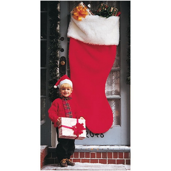 Splendid Christmas Stockings Ideas For Everyone_30