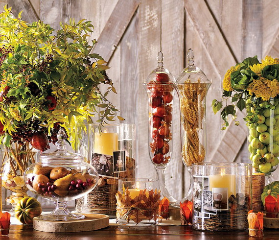Thanksgiving And Christmas Holiday Decor Ideas_10