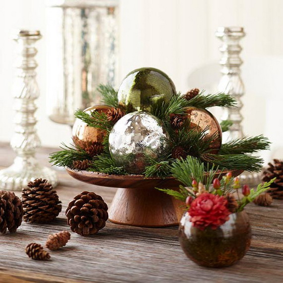 Thanksgiving And Christmas Holiday Decor Ideas_13