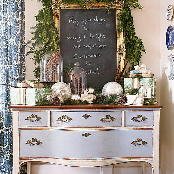 Thanksgiving And Christmas Holiday Decor Ideas_27