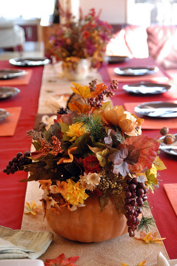 Thanksgiving And Christmas Holiday Decor Ideas_4
