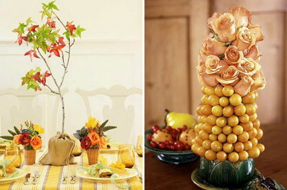 Thanksgiving And Christmas Holiday Decor Ideas_5
