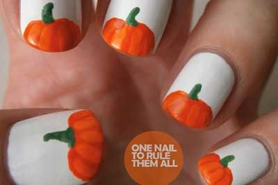 The extremely cool plus size halloween costumes ideas for women gorgeous and ghastly halloween nail art designs prinsesfo Gallery
